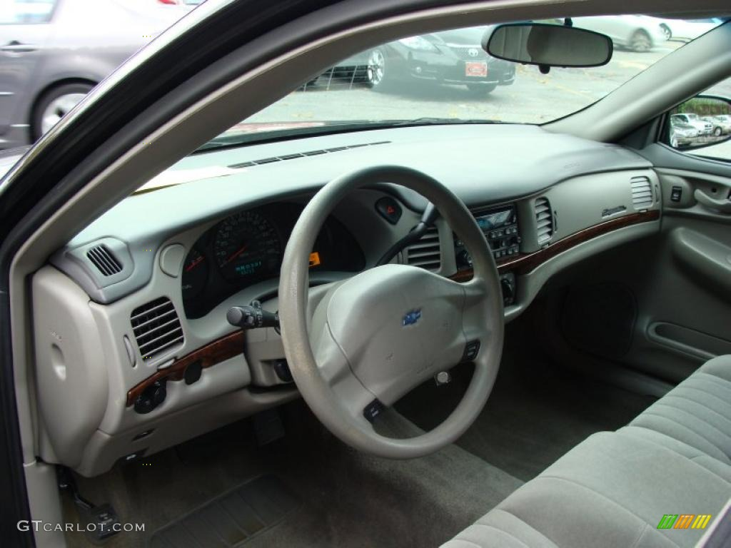 Medium Gray Interior 2003 Chevrolet Impala Standard Impala Model Photo ...