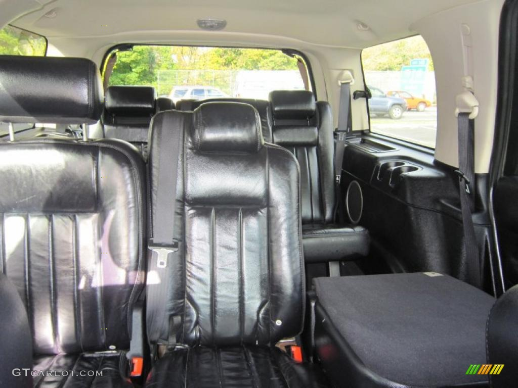 2003 Lincoln Navigator Luxury 4x4 Interior Photos