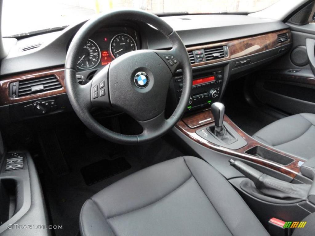 Black interior 2007 bmw 3 series 328xi sedan photo 39391577 gtcarlot com
