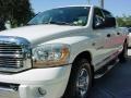 2006 Bright White Dodge Ram 1500 Laramie Mega Cab  photo #14