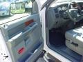 2006 Bright White Dodge Ram 1500 Laramie Mega Cab  photo #18
