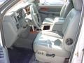 2006 Bright White Dodge Ram 1500 Laramie Mega Cab  photo #20