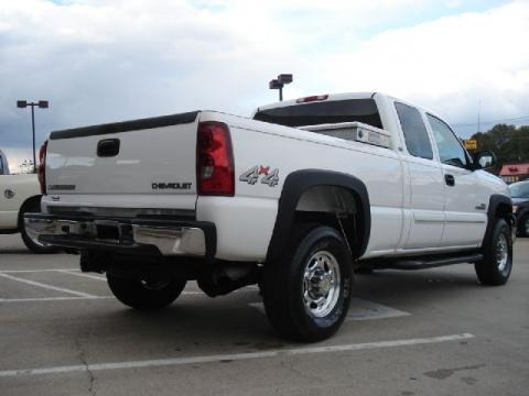 2003 chevrolet silverado 2500hd lt extended cab 4x4 data info and specs. Black Bedroom Furniture Sets. Home Design Ideas