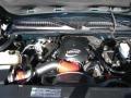 5.3 Liter OHV 16 Valve Vortec V8 2002 Chevrolet Silverado 1500 LS Extended Cab 4x4 Engine