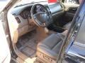 Saddle 2006 Honda Pilot Interiors
