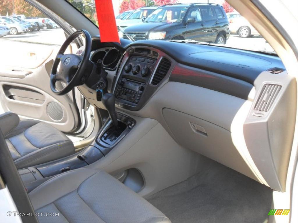 2003 toyota highlander v6 interior photo 39405277. Black Bedroom Furniture Sets. Home Design Ideas