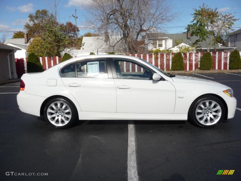 alpine white 2006 bmw 3 series 330xi sedan exterior photo. Black Bedroom Furniture Sets. Home Design Ideas