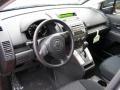 Black 2010 Mazda MAZDA5 Interiors