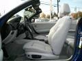 2010 1 Series 128i Convertible Taupe Interior