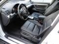Black Prime Interior Photo for 2008 Audi A4 #39411749