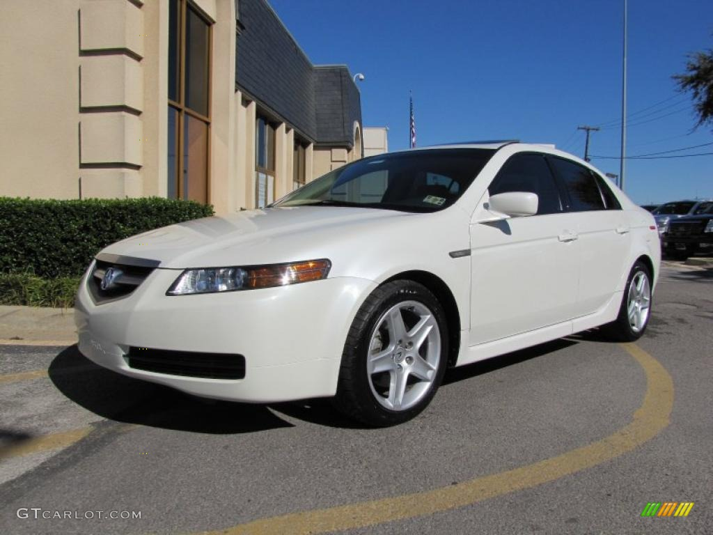 white diamond pearl 2005 acura tl 3 2 exterior photo. Black Bedroom Furniture Sets. Home Design Ideas