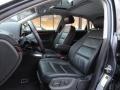 Black Interior Photo for 2008 Audi A4 #39413725