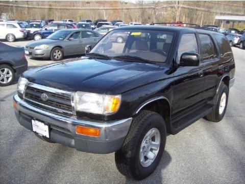 1998 toyota 4runner sr5 4x4 data info and specs. Black Bedroom Furniture Sets. Home Design Ideas