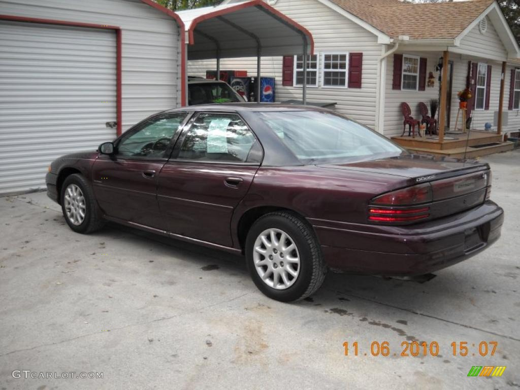Deep amethyst pearlcoat 1997 dodge intrepid sedan exterior photo 39415125