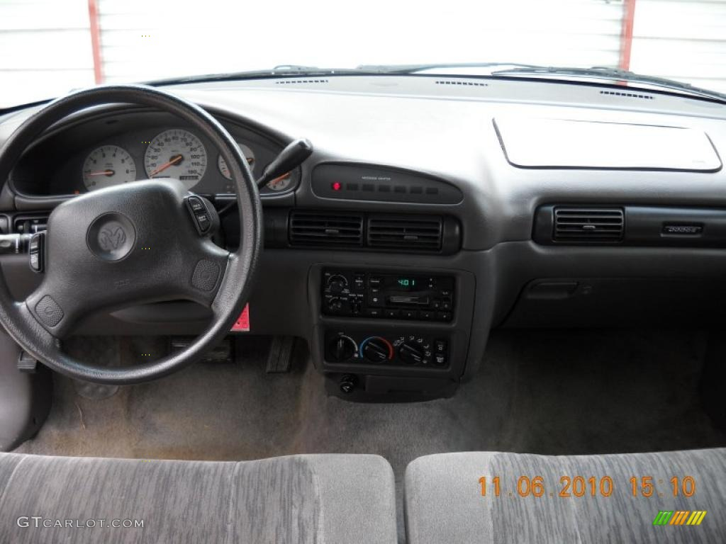 1997 dodge intrepid sedan gray dashboard photo 39415337