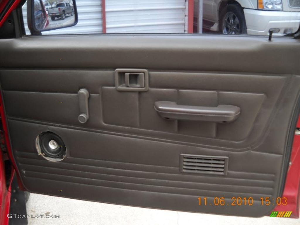 1991 Nissan Hardbody Truck Regular Cab Door Panel Photos