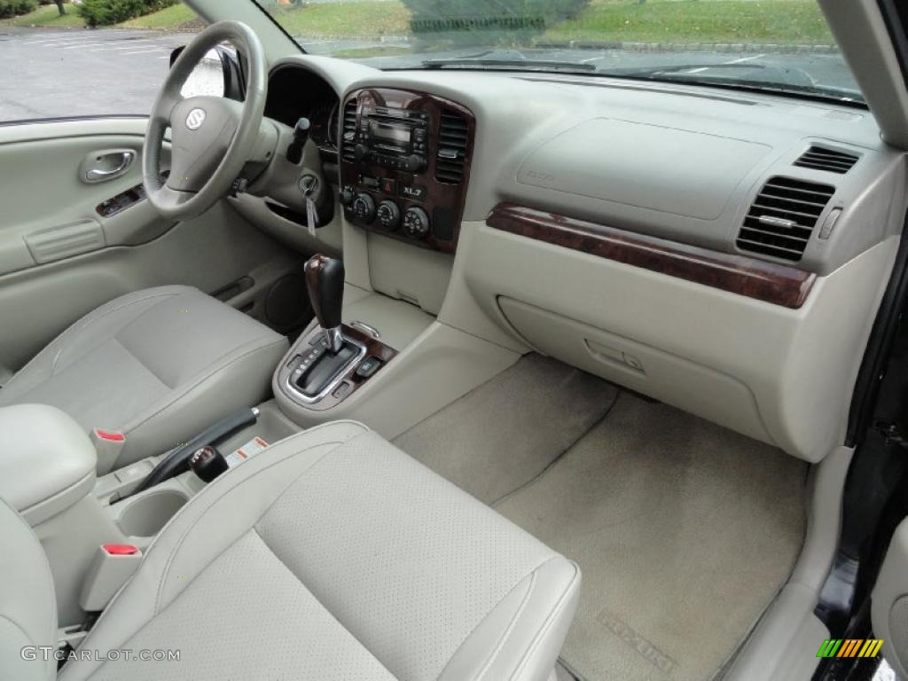 gray interior 2003 suzuki xl7 touring 4x4 photo 39417729 gtcarlot com gtcarlot com