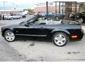 2007 Black Ford Mustang GT Premium Convertible  photo #10