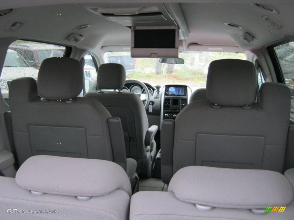 Medium Slate Gray Light Shale Interior 2008 Dodge Grand Caravan Sxt Photo 39423914 Gtcarlot Com