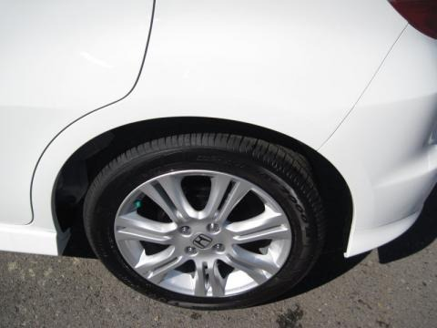 2010 Honda Fit Sport Wheels