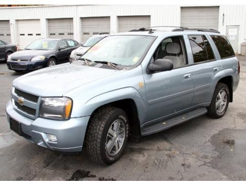 2006 chevrolet trailblazer ls 4x4 data info and specs. Black Bedroom Furniture Sets. Home Design Ideas