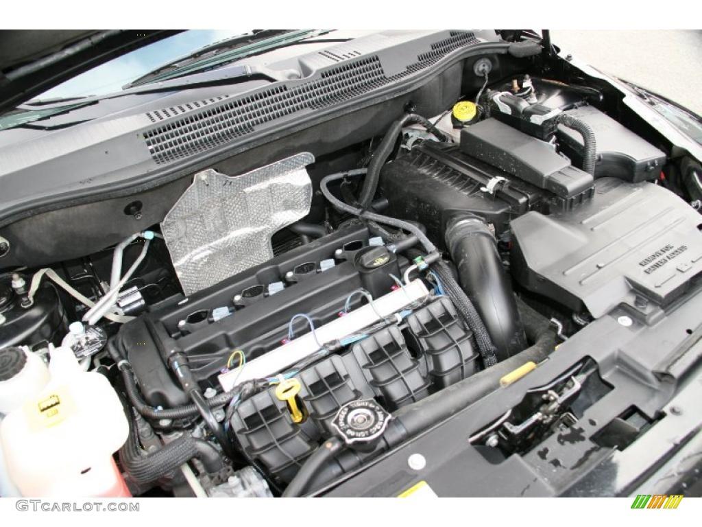 2010 Dodge Caliber SXT 2.0 Liter DOHC 16-Valve Dual VVT 4 ...