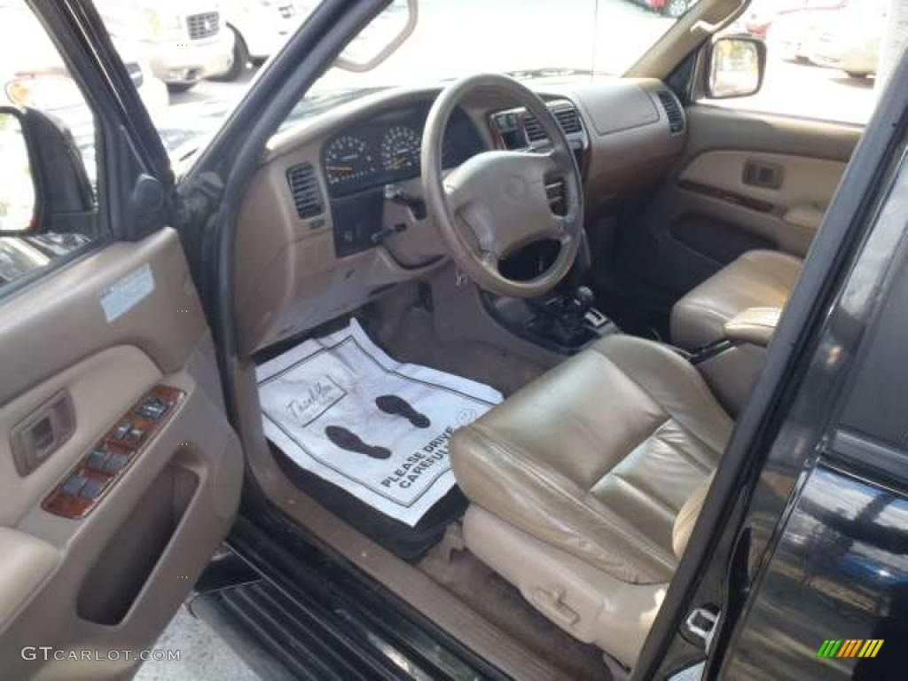 Runner Interior Runner Limited 4x4 Interior Photo 39432026 2002 Toyota Tacoma Sr5 Prerunner