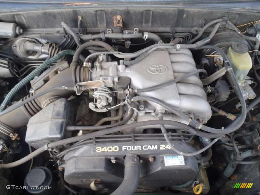 1998 Toyota 4runner Limited 4x4 3 4 Liter Dohc 24 Valve V6 Engine Photo 39432102 Gtcarlot Com