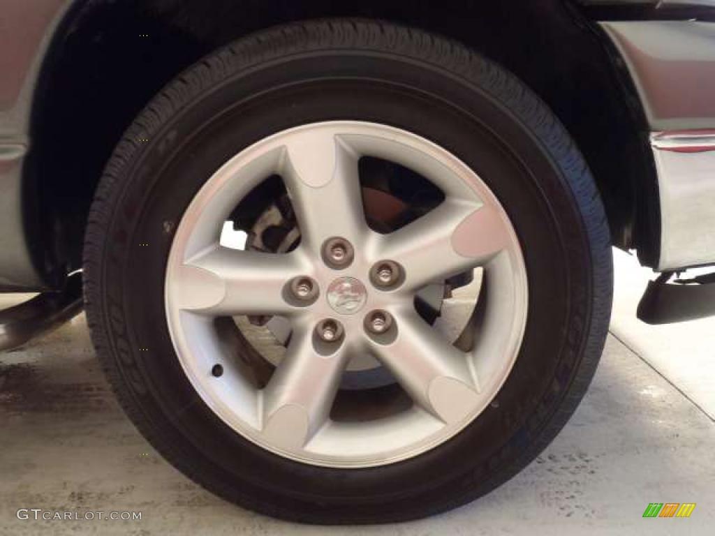 2006 Ram 1500 SLT Quad Cab - Mineral Gray Metallic / Medium Slate Gray photo #9