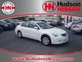 Winter Frost White 2011 Nissan Altima Gallery