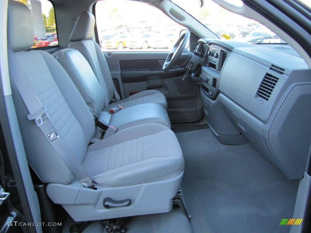 2008 Dodge Ram 1500 Sxt Regular Cab Interior Photo 39437579