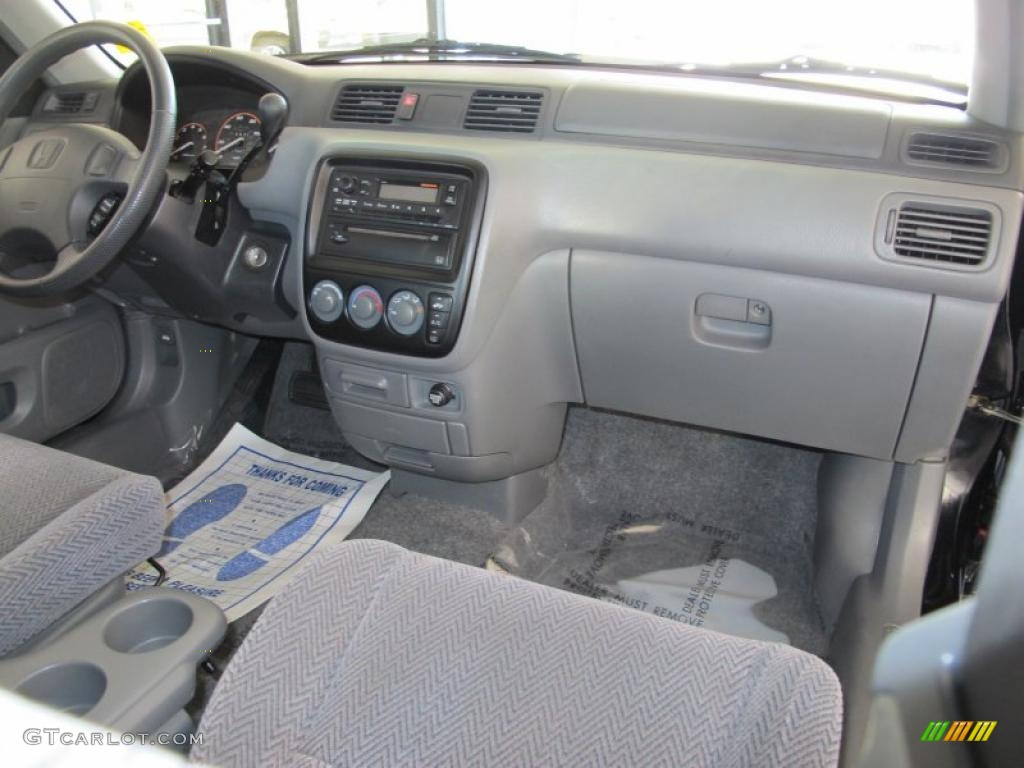 Charcoal interior 1997 honda cr v 4wd photo 39440022 for Interior honda crv