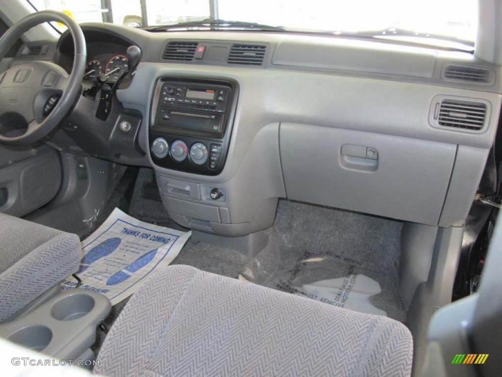 Charcoal interior 1997 honda cr v 4wd photo 39440022 for Honda crv 2006 interior