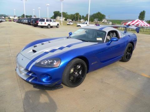 2010 Dodge Viper ACR Roanoke Dodge Edition Coupe Data, Info and Specs