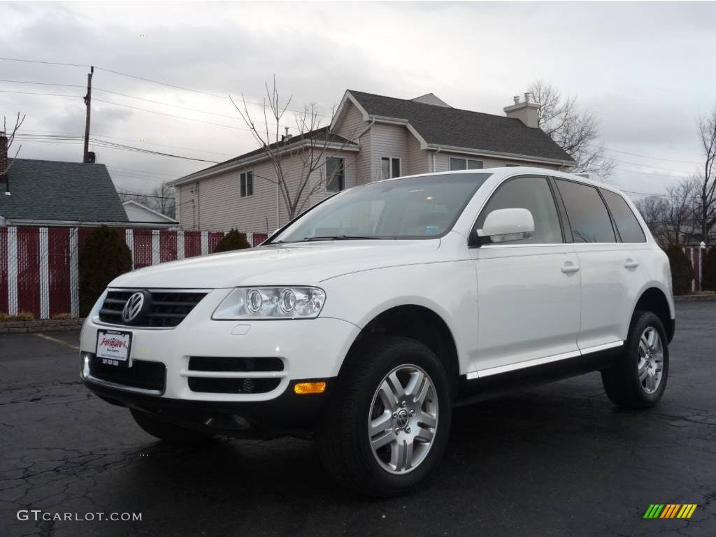 2004 campanella white volkswagen touareg v8 3938138 car color galleries. Black Bedroom Furniture Sets. Home Design Ideas