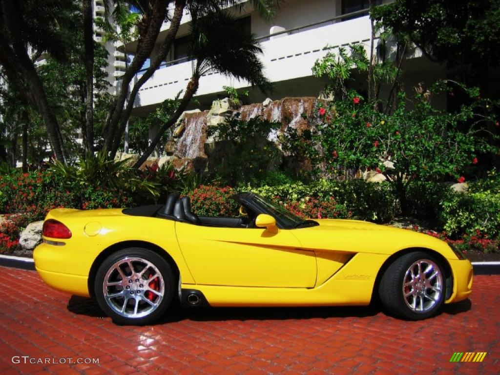 Viper race yellow 2005 dodge viper srt 10 exterior photo 39443050 gtcarlot com