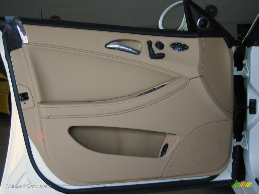 2008 Mercedes Benz Cls 550 Diamond White Edition Door Panel Photos