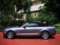 2007 Tungsten Grey Metallic Ford Mustang Shelby GT500 Convertible  photo #8