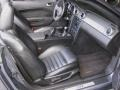 2007 Tungsten Grey Metallic Ford Mustang Shelby GT500 Convertible  photo #18