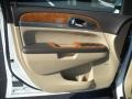 Cashmere/Cocoa Door Panel Photo for 2011 Buick Enclave #39452518