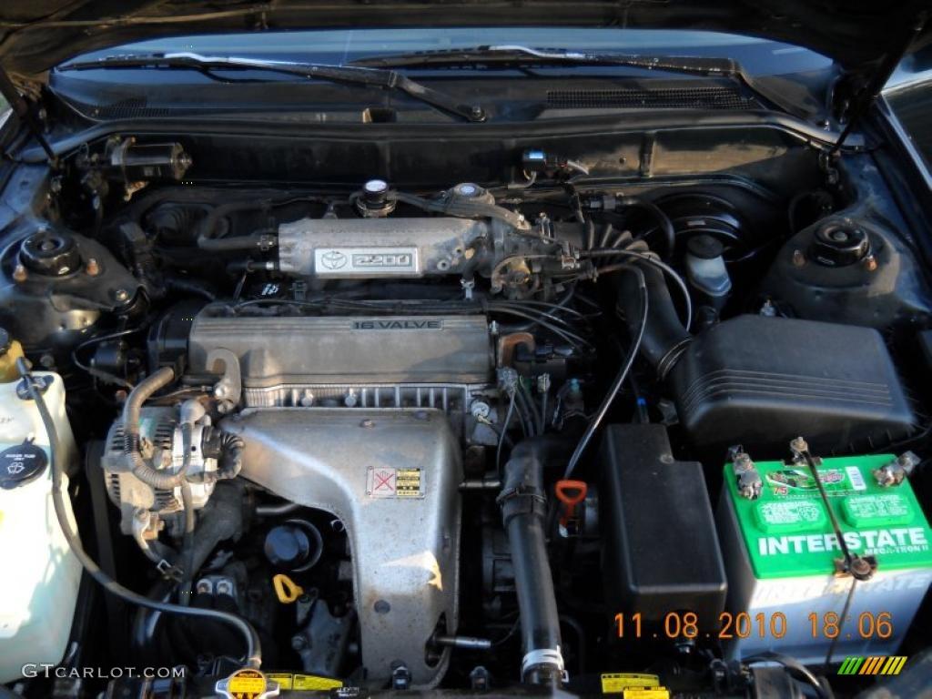 1993 Toyota Camry Le Sedan 2 2 Liter Dohc 16 Valve 4 Cylinder Engine Photo 39456530