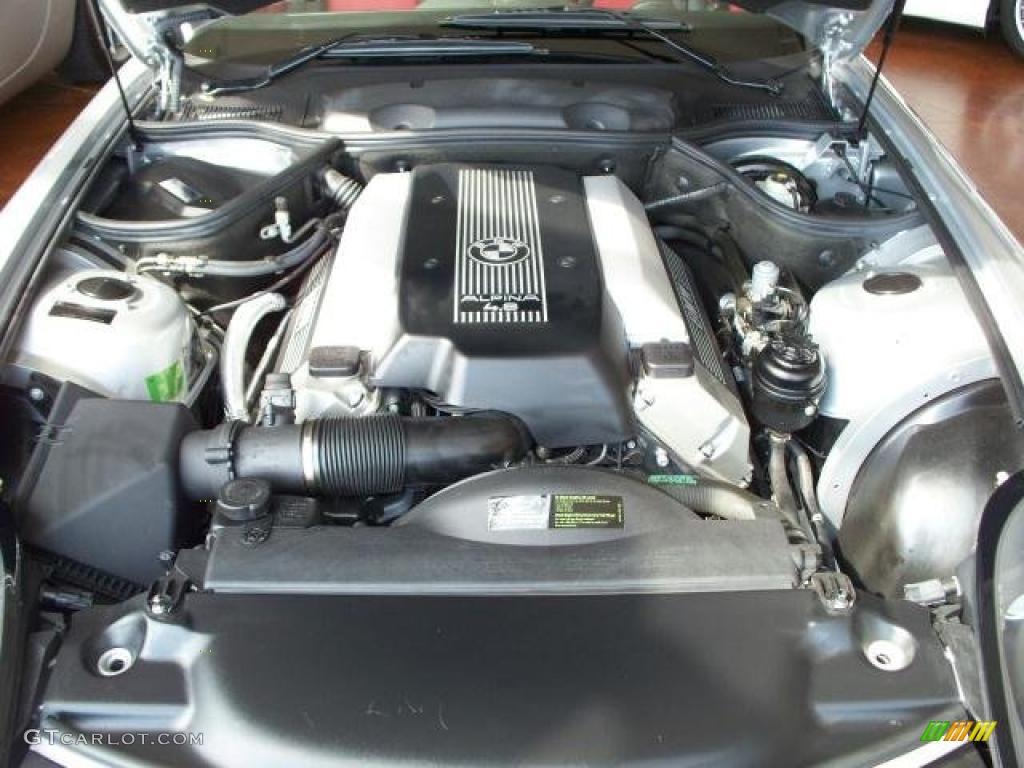 2003 Bmw Z8 Alpina Roadster 4 8 Liter Alpina Dohc 32 Valve Vvt V8 Engine Photo 39458786