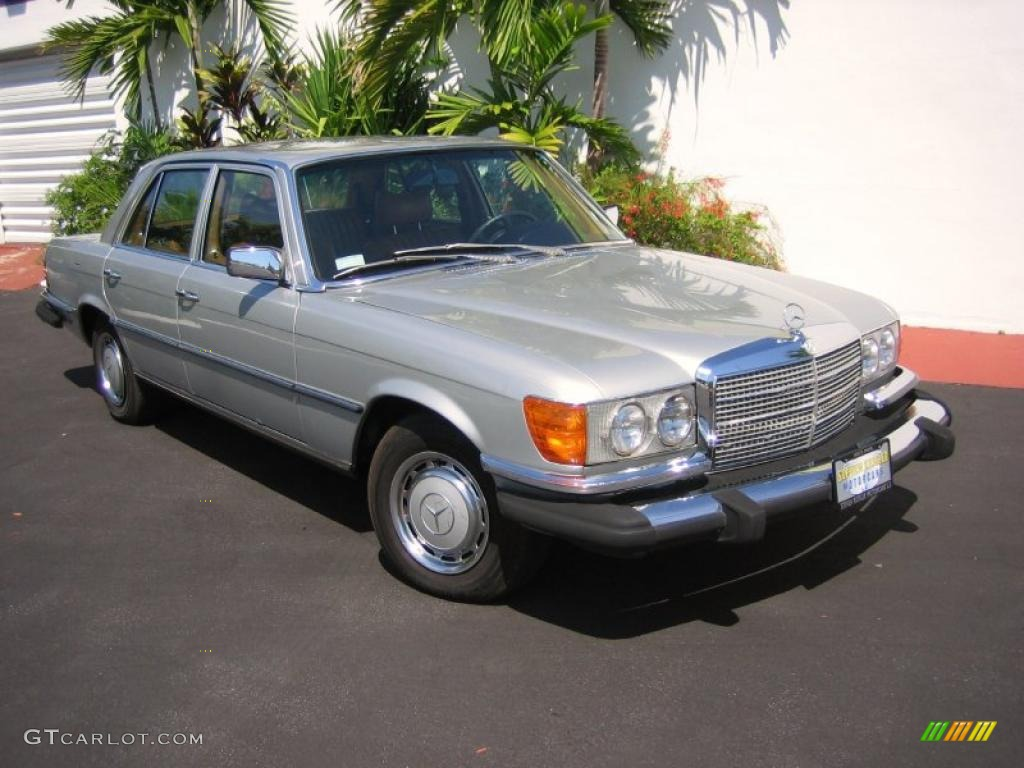 1975 mercedes benz s class 450 se exterior photos. Black Bedroom Furniture Sets. Home Design Ideas