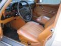 1975 S Class Natural Brown Interior