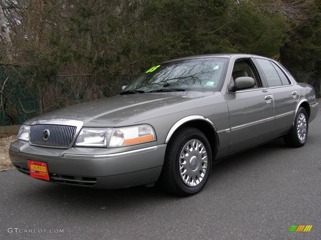 2003 spruce green metallic mercury grand marquis ls 3938719 car color galleries. Black Bedroom Furniture Sets. Home Design Ideas