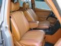 1975 S Class 450 SE Natural Brown Interior