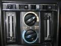 Controls of 1975 S Class 450 SE