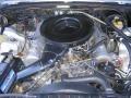 1975 S Class 450 SE 4.5 Liter SOHC 16-Valve V8 Engine Engine
