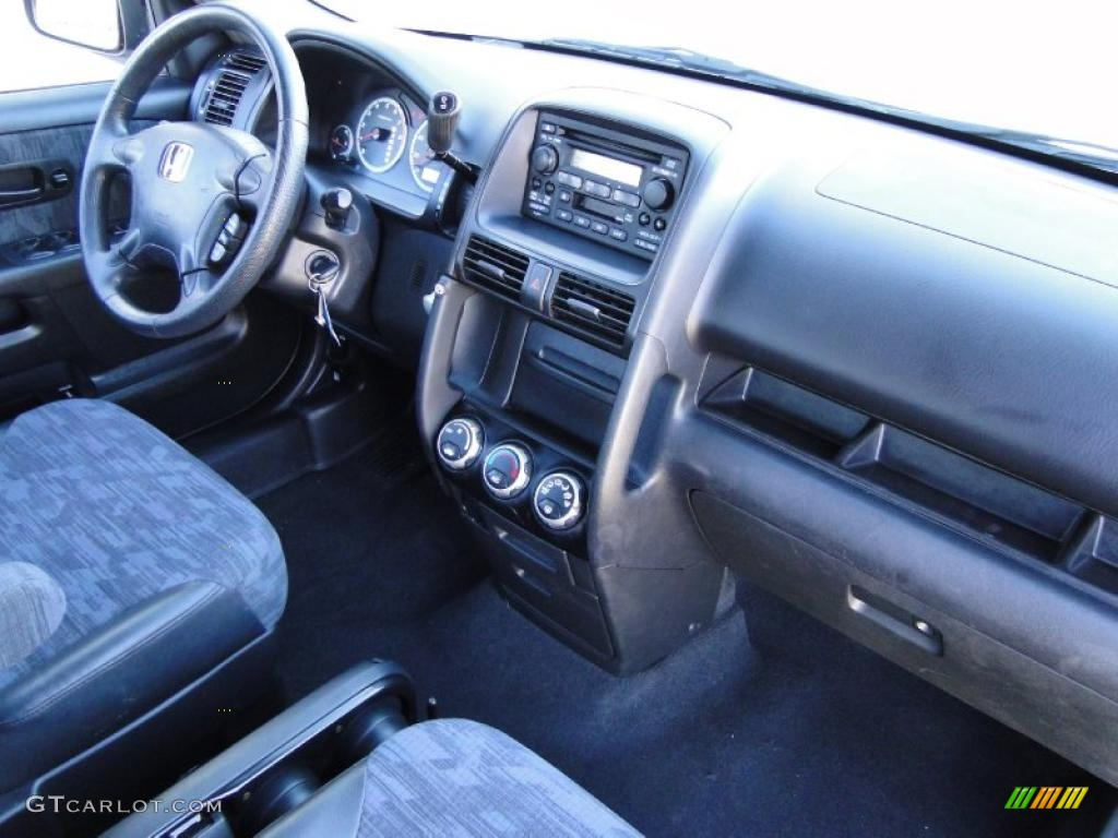 Gray interior 2003 honda cr v lx photo 39470766 for Honda crv 2006 interior