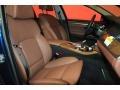 2011 5 Series 528i Sedan Cinnamon Brown Interior